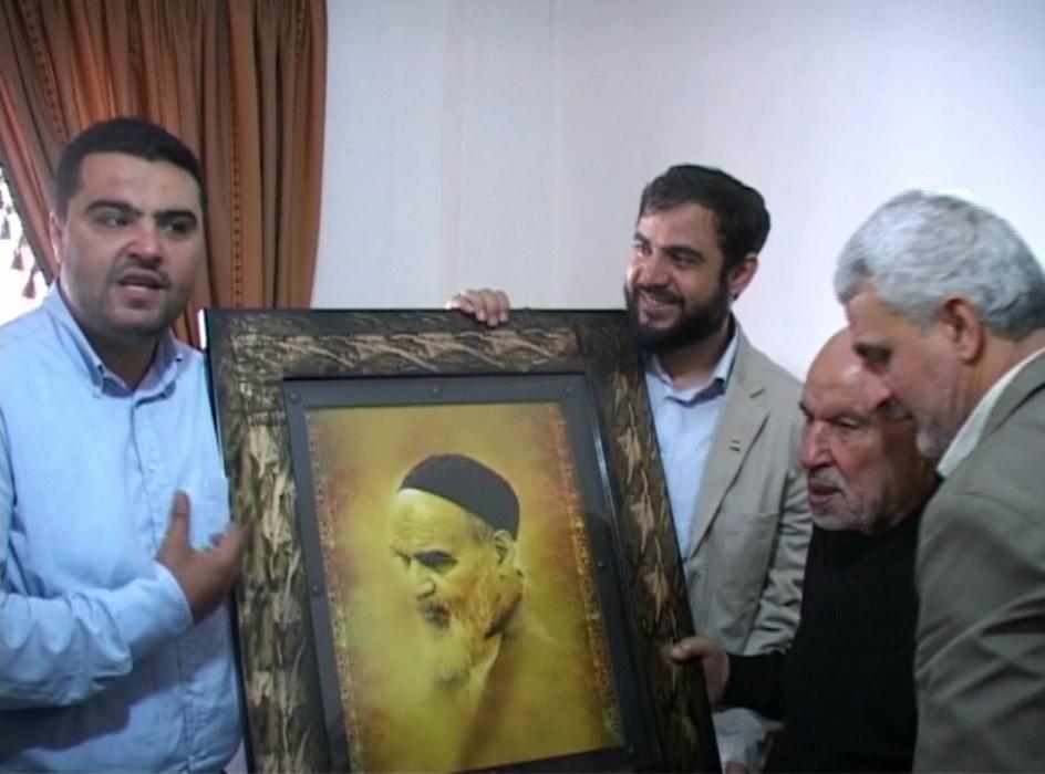 جعفر فرجی و شهید شاطری در لبنان
