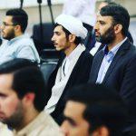 رسول محمد قلی و اهدای مدال به رهبری در دیدار رهبری