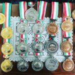 مدال های کانون دانشپژوهان نخبه و اهدا به رهبری